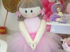 bailarina # festa de aniversário para meninas.