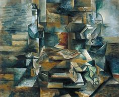 Cubism explained – ideas, techniques and materials #OnlineExhibition