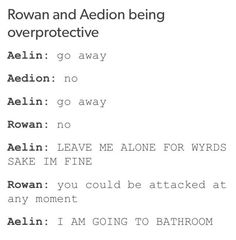 Lmao rowan didnt even let her go to the bathroom alone in QoS Throne Of Glass Quotes, Throne Of Glass Books, Throne Of Glass Series, Book Memes, Book Quotes, Author Quotes, Queen Of Shadows, Rowan And Aelin, Aelin Ashryver Galathynius