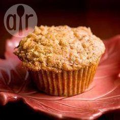 Muffins tout simple à la banane @ allrecipes.fr