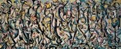 Jackson Pollock, the one-man tornado who spattered his way to fame | #Art via @guardian