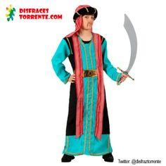 Disfraz jeque árabe