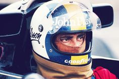 Which Classic Racing Driver Wore The Most Striking Helmet? - Petrolicious