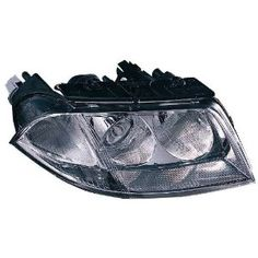 Depo Volkswagen Pat Driver Side Replacement Headlight Embly For Year 2001 Only Fits Late Design Not Fit Early Old