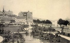 Old Pictures, Old Photos, Budapest Hungary, Awesome Things, Historical Photos, Tao, Paris Skyline, Arch, Landscapes