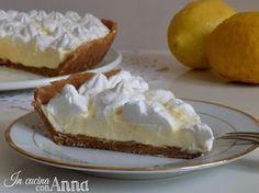 Semplice e delicata questa crostata fredda al limone conquisterà tutti è buona buona e super golosa,provatela andrà a ruba!!