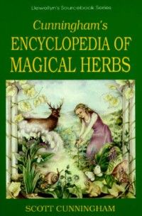 """Do you work magic with herbs? Do you use them in spells, for talismans or simply use their innate powers? If you don't have Cunningham's Encyclopedia of Magical Herbs, you need to get it right away. This book has become a classic in its field. Paul Beyerl, a respected author on herbs calls it """"…an essential reference book by students of herbalism and magick alike … Scott's personable charm touches every page… I highly recommend this book."""""""