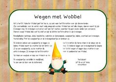 Weeg mee met kabouter Wobbel! Leuke opdrachtkaartjes voor kleuters. Door Els en Anke Kies tabblad downloads. Games For Kids, Diy For Kids, Eric Carle, Fall Crafts, Preschool, Teaching, Creative, India, Money