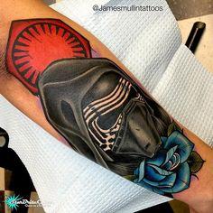 kylo ren stormtrooper pinterest star wars tattoo war tattoo and tattoo. Black Bedroom Furniture Sets. Home Design Ideas