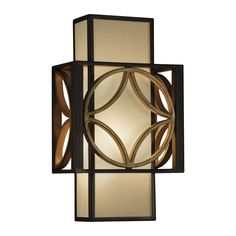 Feiss WB1446HTBZ/PGD Remy ADA Wall Sconce, Heritage Bronze