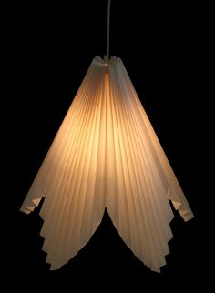 Paper Lamps by Monika Singh for INMARK EXPORTS.