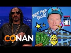 Snoop Dogg Shows Off His Snoopify App