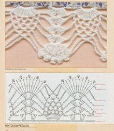 PUNTILLAS AL CROCHET...¡¡¡¡¡ - Isabel Cristina Mejia - Picasa Web Albums