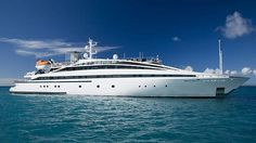 Today's luxury motor yachts are not just large boats having a few luxury facilities. They come as mega yachts that exhibit opulence in every aspect