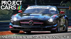 Project CARS - Mercedes SLS AMG GT3 @ Monza