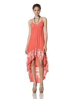 Gypsy 05 Women's Haley Hi-Low Ruffle Dress at MYHABIT
