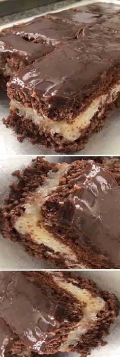 PASTEL HELADO PRESTIGIO! #pastel #helado #prestigio #coco #gelato #heladitos #mousse #crema #galletas #tips #pasteles #postres #vender #chocolate #receta #recipe #casero #tartas #nestlecocina #bizcocho #bizcochuelo #tasty #cocina #dulces #cakes #cheesecake   Si te gusta dinos HOLA y dale a Me Gusta MIREN… Guava Cake, Spanish Food, Chocolate Lovers, Gelato, Cheesecake, Good Food, Food And Drink, Sweets, Cookies