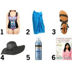 By the Beach - Top 6 Must Haves