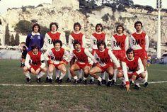 AS Monaco 1978- Retro Football, Football Match, Football Soccer, As Monaco, Soccer Images, Bobby Charlton, Retro Pictures, Nostalgia, Sports