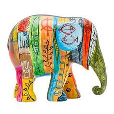 Elephant Parade - Psycho elephant antropofagico