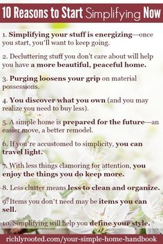 Yes! I recently did a massive decluttering and it was amazing! This is a great resource to use too!