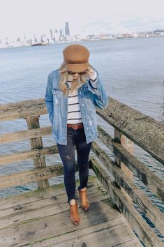 How To Wear a Newsboy Hat Three Ways - The Curated Collective Co.