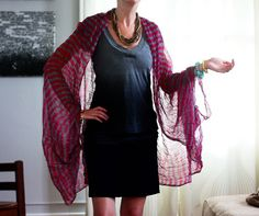 DIY Summer Shrug