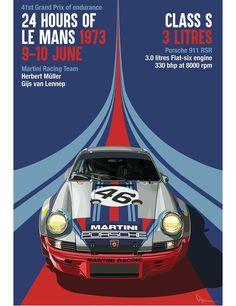 Hobby Auto - Cars and motor Porsche 930, Porsche Autos, Porsche Cars, Auto Poster, Car Posters, Le Mans, Hobby Cars, Course Automobile, Martini Racing