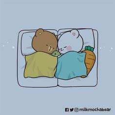 Cute Cartoon Images, Cute Couple Cartoon, Cute Love Cartoons, Cute Cartoon Wallpapers, Chibi Cat, Cute Chibi, Cute Bear Drawings, Kawaii Drawings, Cute Anime Cat