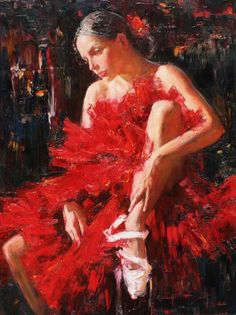 Anna Vinogradova 1975 | Russian painter
