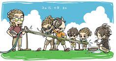 Painapparu, Inazuma Eleven, Inazuma Eleven GO, Fudou Akio, Kidou Yuuto… Jude Sharp, Litle Boy, World Of Gumball, Inazuma Eleven Go, Irish Art, Boy Art, Manga Drawing, Manga Anime, Chibi