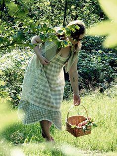 VillaNanna: Kesäpäivän ihana mekko