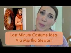 Last Minute Costume Idea - #YouTube