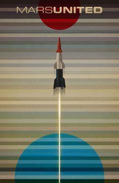 Mars United Travel Poster_3