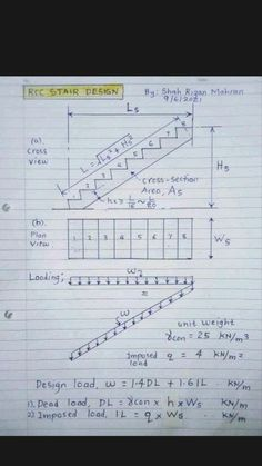Civil Engineering Works, Civil Engineering Construction, Engineering Tools, Railing Design, Staircase Design, Stair Stringer Calculator, Architect Data, Framing Construction, Pooja Room Door Design
