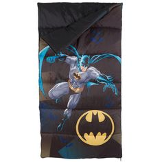 Batman Save the Night Slumberbag. Great product!.