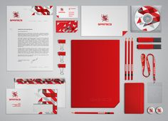 50 Inspiring Examples of Corporate Identity and Branding | PrintRunner Blog
