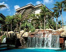 Hotel Fairmont Acapulco Princess, Acapulco, Guerrero - En Acapulco Diamante, sobre Playa Revolcadero.