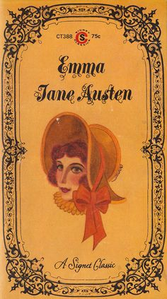 Emma, by Jane Austen