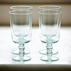 Set of 4 Southern Living Tea Glasses | Ballard Designs