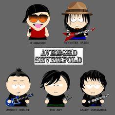 South Park(Bandas de Rock)
