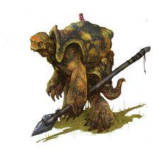 Turtle warrior