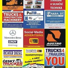 Images tagged with #ceskytrucker on instagram Internet Marketing, Online Marketing, Digital Marketing, Used Trucks, Heavy Machinery, Online Advertising, Sale Promotion, Social Media Site, Commercial Vehicle
