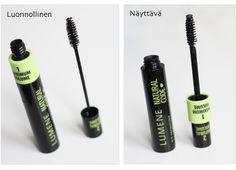 Lumene - Natural Code Dual Booster Mascara