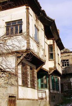 Tarihi Evler by MUSTAFA iLGeN