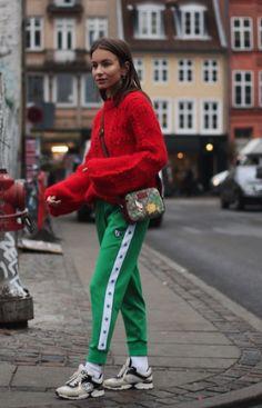 Ganni street style | Lizzyvdligt | Julliard mohair pullover