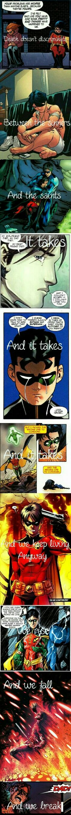 Tim Drake: Wait For It