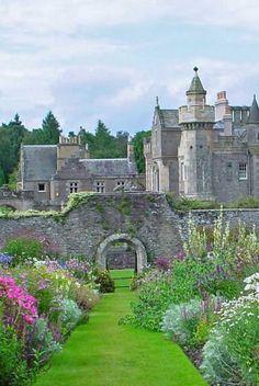 Abbotsford House, Scotland