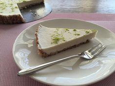 Key Lime Pie | Paleo
