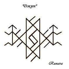 Став на исполнение желания «Джин»   Магия Шувани